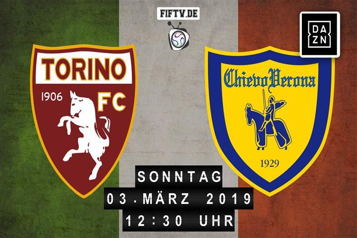FC Turin - Chievo Verona Spielankündigung