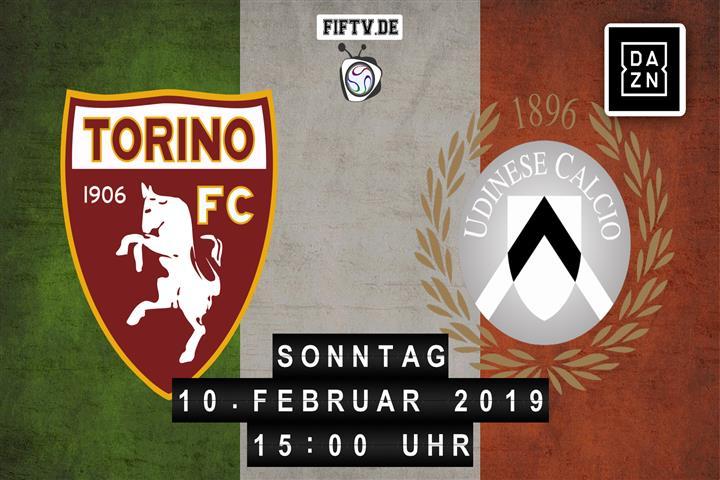 Turin FC - Udinese Calcio Spielankündigung