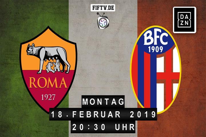 AS Rom - Bologna FC Spielankündigung