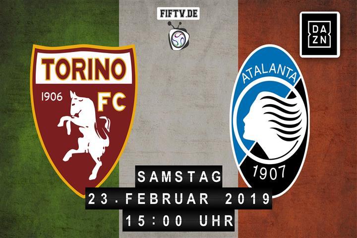 Turin FC - Atalanta Bergamo Spielankündigung