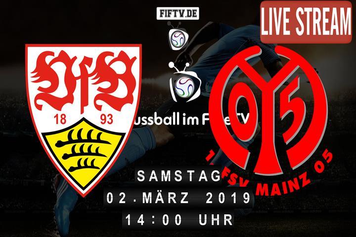 VfB Stuttgart - 1. FSV Mainz 05 Spielankündigung