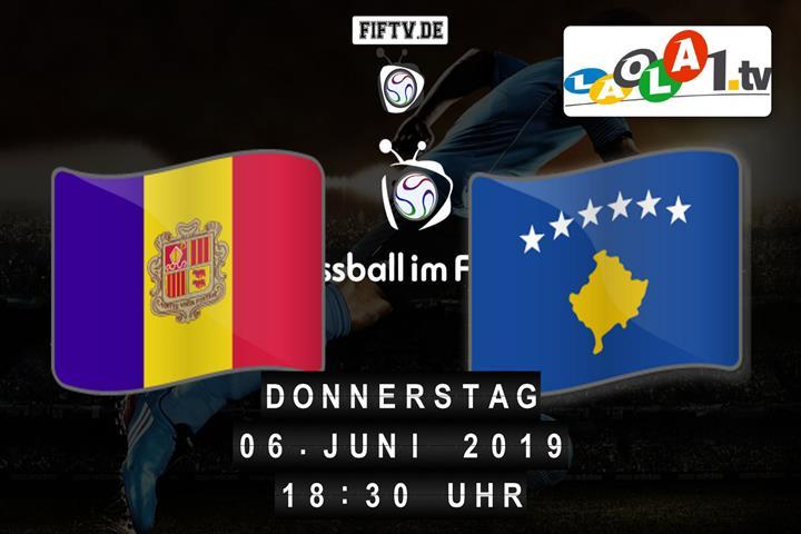 U21: Andorra - Kosovo Spielankündigung