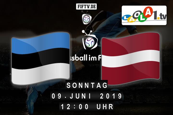 U19: Estland - Lettland Spielankündigung