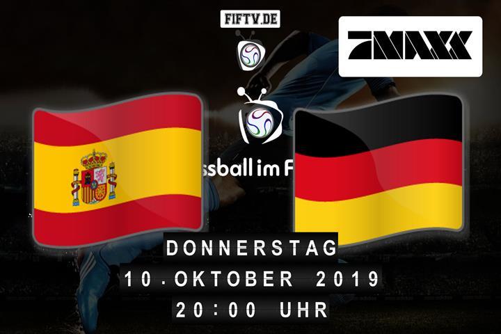 Spanien Deutschland U21