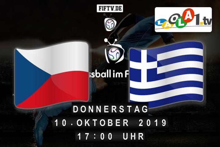 U21: Tschechien - Griechenland Spielankündigung