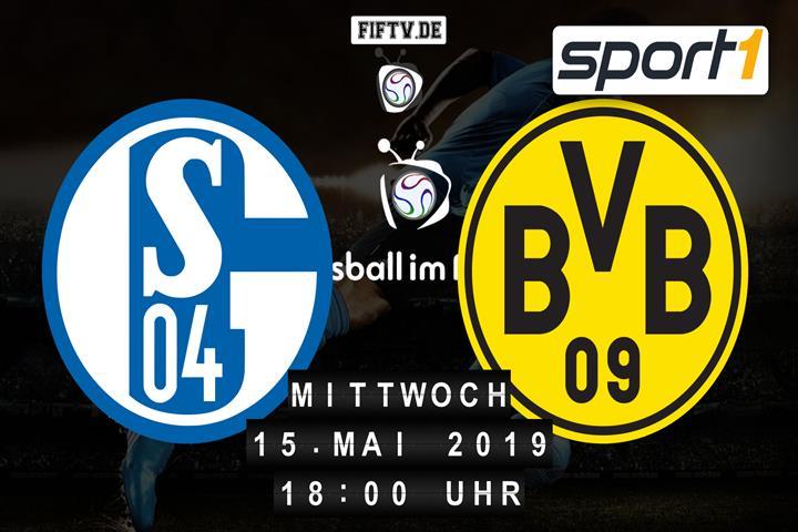 U19: FC Schalke 04 - Borussia Dortmund Spielankündigung