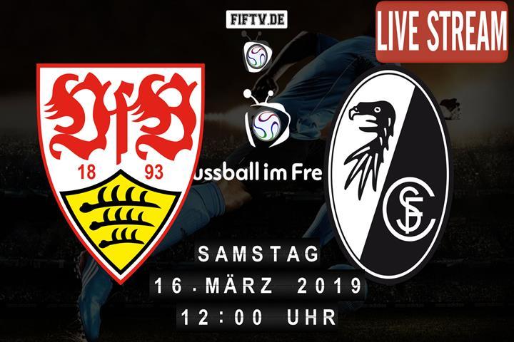 VFB Stuttgart - SC FreiburG Spielankündigung