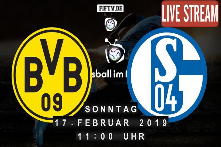 Borussia Dortmund - FC Schalke 04 Spielankündigung