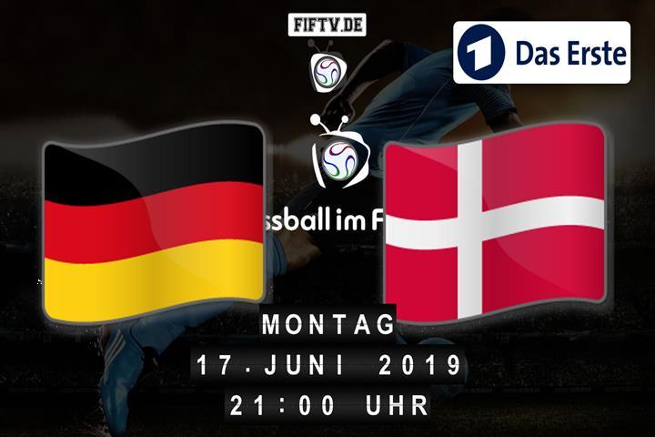 U21-EM: Deutschland - Dänemark Spielankündigung