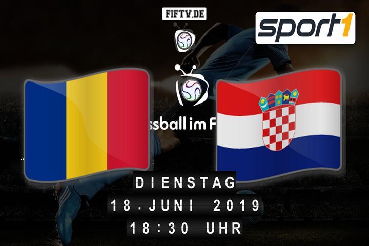 U21: Rumänien - Kroatien Spielankündigung