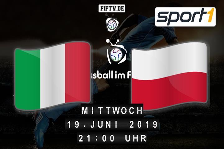 U21: Italien - Polen Spielankündigung