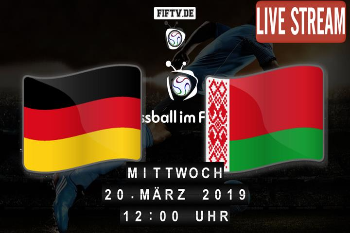 Deutschland Weißrussland Livestream