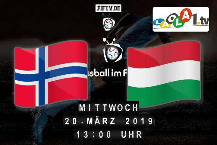 U19: Norwegen - Ungarn Spielankündigung