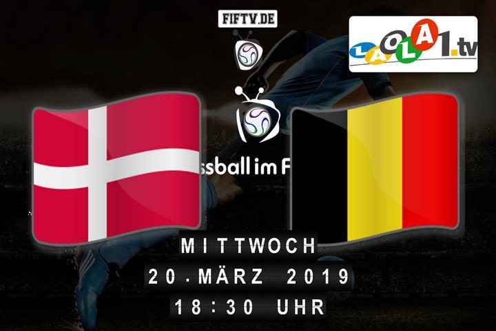 U21: Dänemark - Belgien Spielankündigung