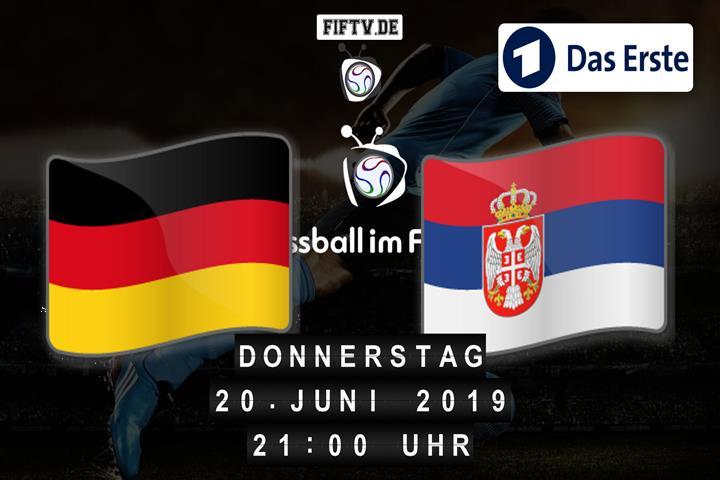 U21-EM: Deutschland - Serbien Spielankündigung