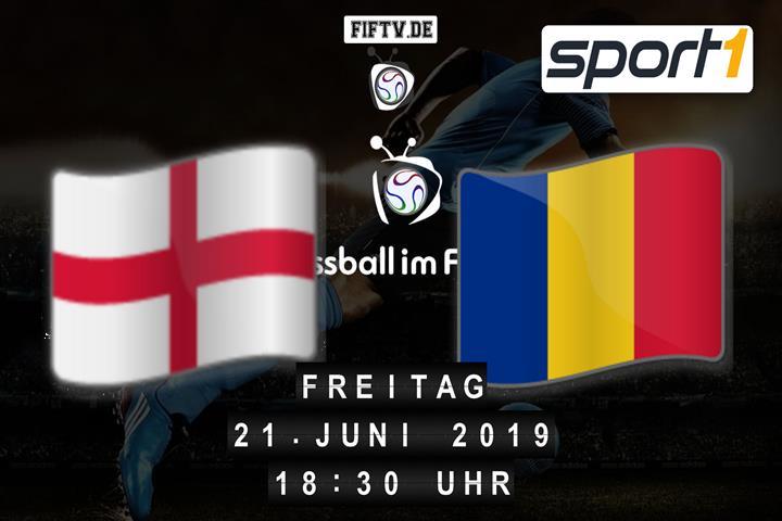 U21: England - Rumänien Spielankündigung