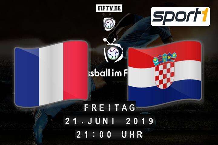 Frankreich Kroatien Live