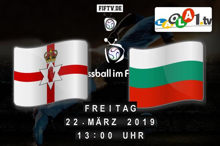 U21: Nordirland - Bulgarien Spielankündigung