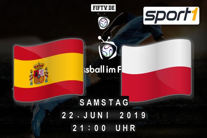 U21: Spanien - Polen Spielankündigung