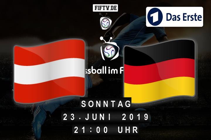 U21-EM: Österreich - Deutschland Spielankündigung