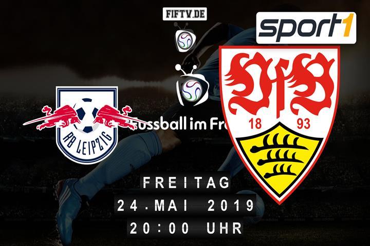 RB Leipzig - VfB Stuttgart Spielankündigung