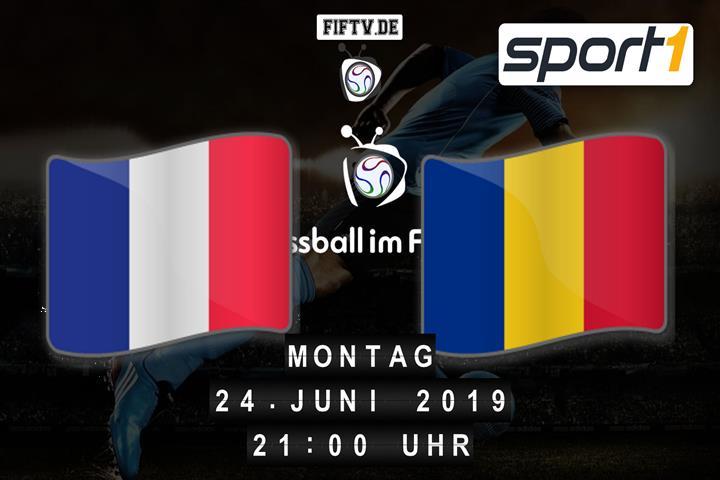 U21: Frankreich - Rumänien Spielankündigung