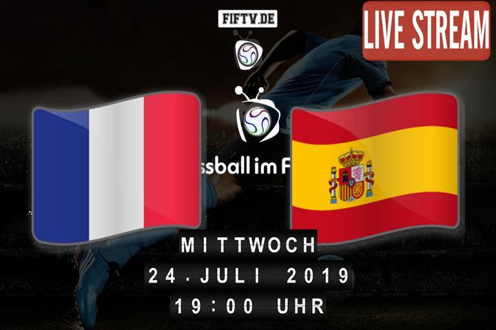 U19: Frankreich - Spanien Spielankündigung