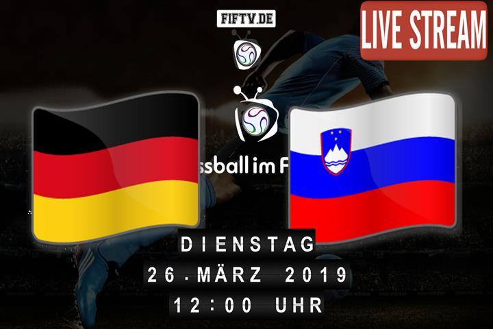 U-17: Deutschland – Slowenien Spielankündigung