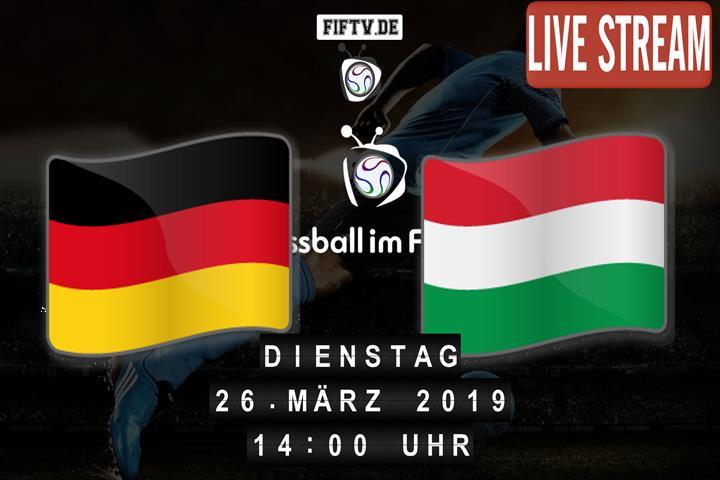 U-19: Deutschland - Ungarn Spielankündigung