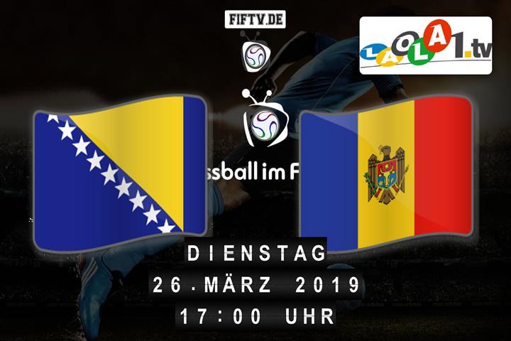 U21: Bosnien und Herzegowina - Moldawien Spielankündigung