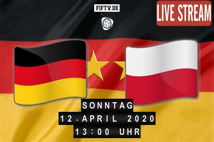 Deutschland Polen Livestream