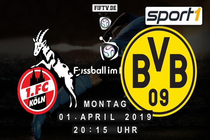 1.FC Köln II - Borussia Dortmund II Spielankündigung