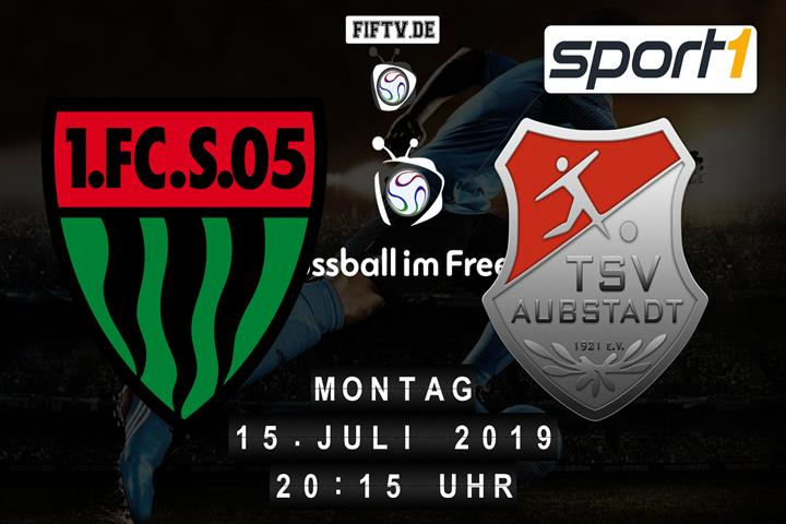 1. FC Schweinfurt 05 - TSV Aubstadt Spielankündigung