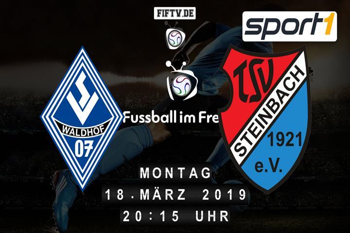 SV Waldhof Mannheim - TSV Steinbach Haiger Spielankündigung