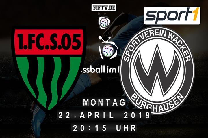 1. FC Schweinfurt - SV Wacker Burghausen Spielankündigung