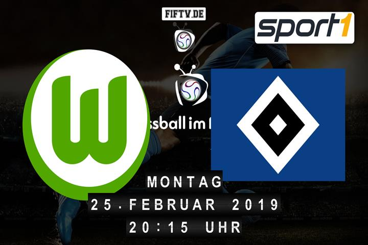 VfL Wolfsburg II - Hamburger SV II Spielankündigung