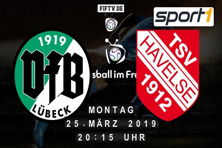 VfB Lübeck - TSV Havelse Spielankündigung