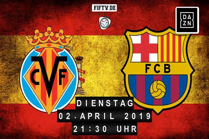 Villarreal FC - FC Barcelona Spielankündigung