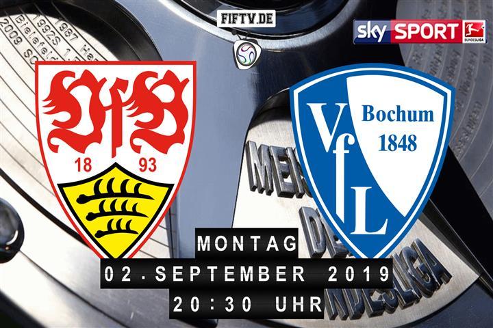 VfB Stuttgart - VfL Bochum Spielankündigung