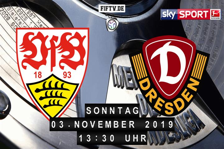 Vfb Stuttgart Dynamo Dresden Live Stream