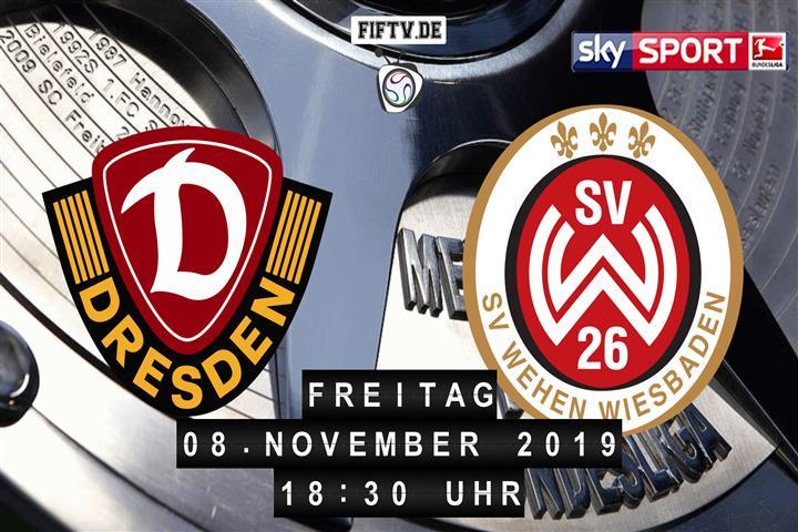 Dynamo Dresden Wehen Wiesbaden