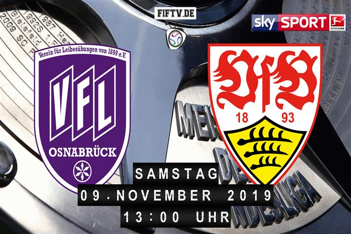 Vfl Osnabrück Vfb Stuttgart