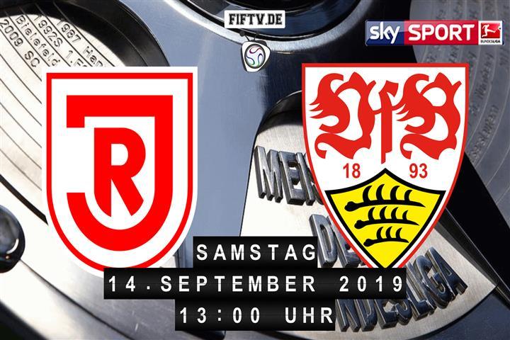 Jahn Regensburg - VfB Stuttgart Spielankündigung