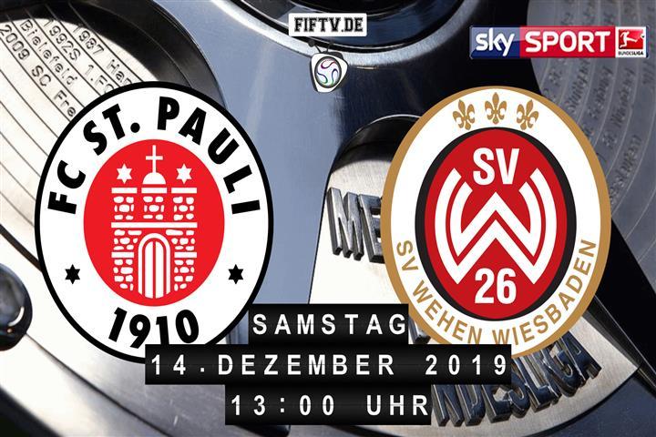 Sv Wehen Gegen St. Pauli