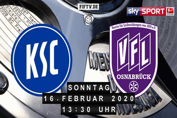 Karlsruhe Osnabrück Live