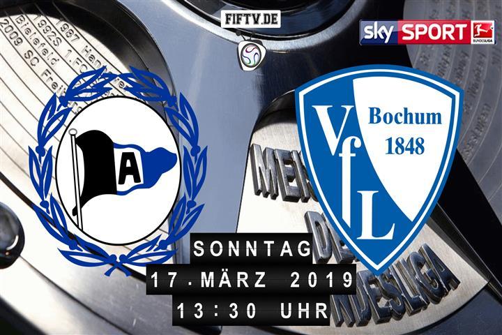Arminia Bielefeld - VfL Bochum Spielankündigung