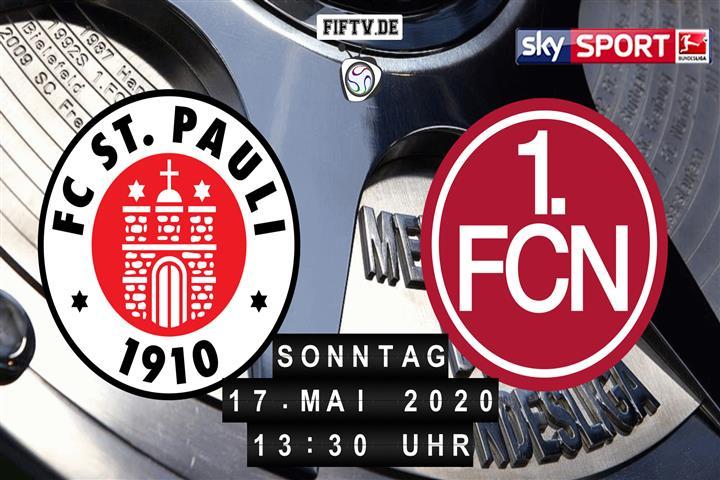 St Pauli NГјrnberg Live Stream