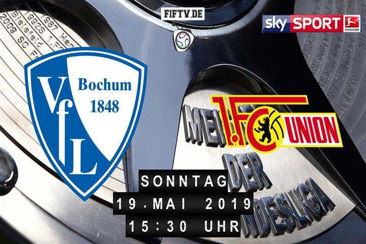 VfL Bochum - Union Berlin Spielankündigung