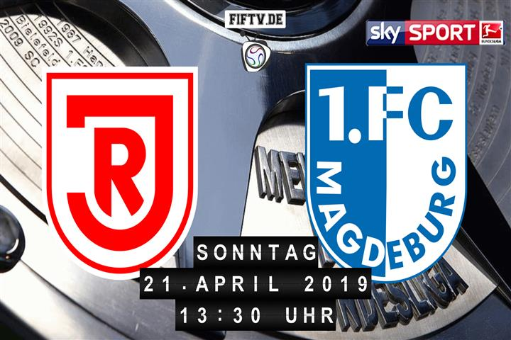 Jahn Regensburg - 1.FC Magdeburg Spielankündigung