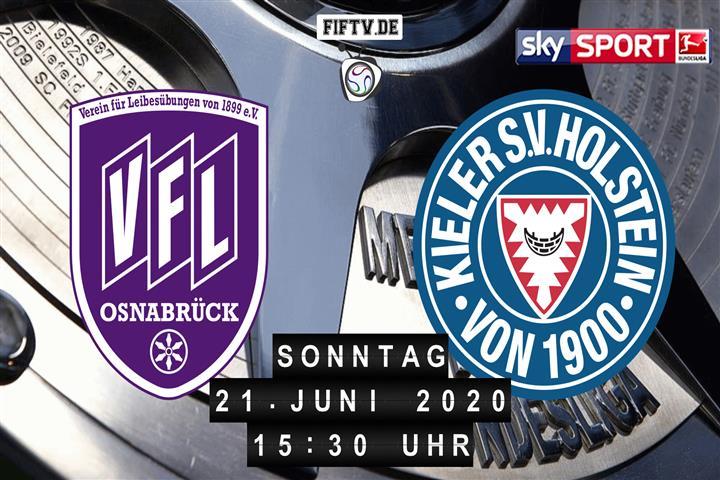 Vfl OsnabrГјck Holstein Kiel